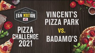 Pizza Challenge 2021: Vincent's vs. Badamo's