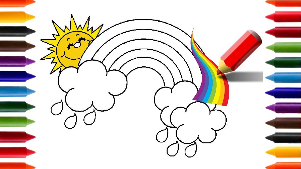 Desenho De Arco íris