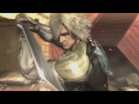 Metal Gear Rising: Revengeance - Chapter 1: Guard Duty HD