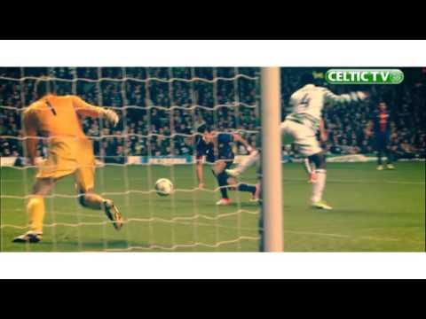 Celtic v Barcelona song