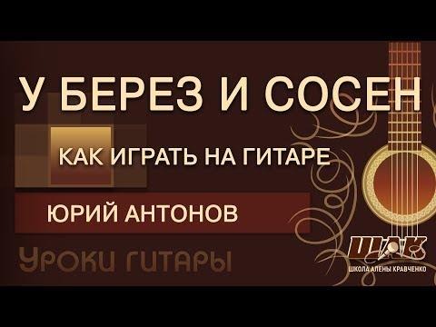 Антонов Юрий - аккорды и тексты песен. Аккорды Юрия