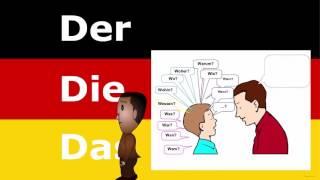 Learn German. Deutsch lernen. டொச் படித்தல்.