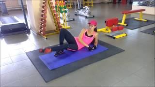 Упражнения для внутренней поверхности бедра(Эффективные упражнения для ног. Прорабатываем и укрепляем внутреннюю поверхность бедра. Выполняйте 15-20..., 2015-09-11T19:47:20.000Z)