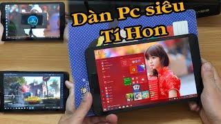 Dàn Pc Tí Hon Liệu có ngon giá 2 triệu - Mua online trên mạng