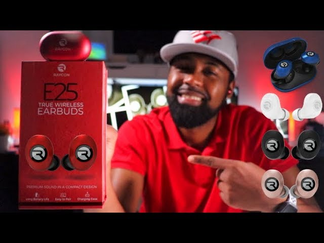 Raycon E25 Tw Earbuds Unboxing Review Youtube