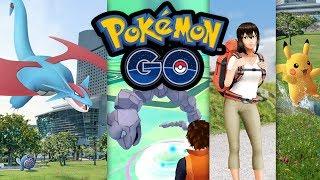 GO Fest Yokohama, Shiny-Onix erhöht, der perfekte Event-Buddy | Pokémon GO Deutsch #1030