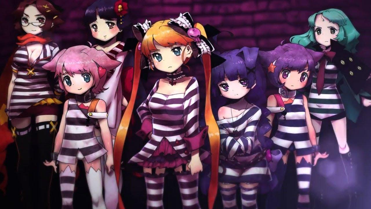 Criminal Girls 2 Wallpaper What Is Criminal Girls Invitation On Ps Vita Youtube