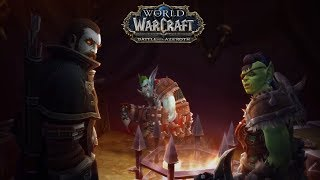 Unlock Battle for Darkshore Horde Questline 8.1