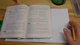 C10. Признаки параллельности прямых. 7 класс