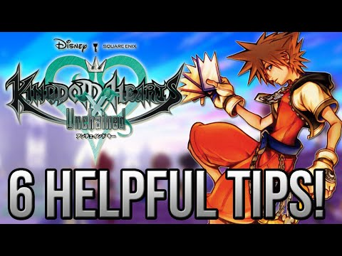 Kingdom Hearts Unchained X - 6 Helpful Tips to Know!