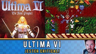 Ultima VI: A brilliant chapter in the series. Oli Plays #24