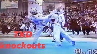 Paul Green Taekwondo Old School