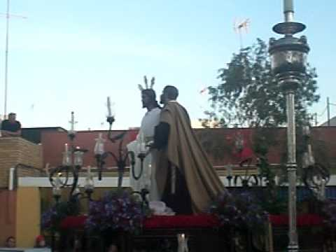 Salida nuestro padre jesus de la paz alcala de guadaira for Piscina cubierta alcala de guadaira