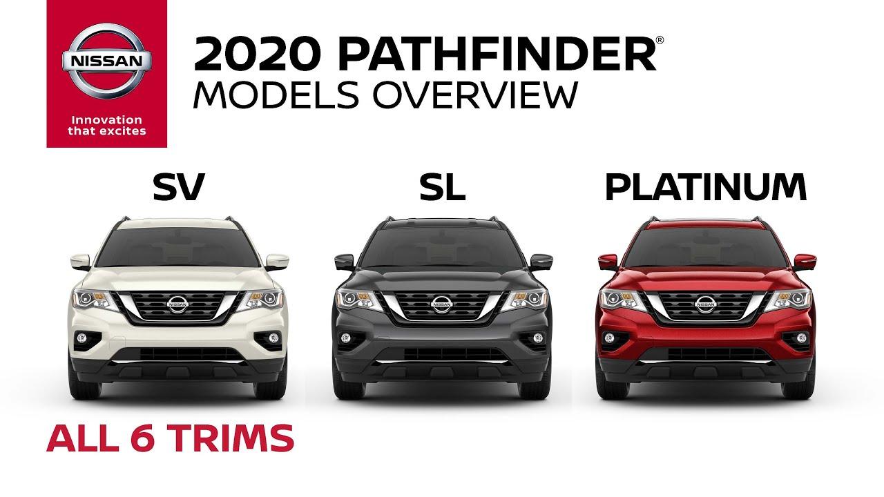 2020 Nissan Pathfinder SUV Walkaround & Review