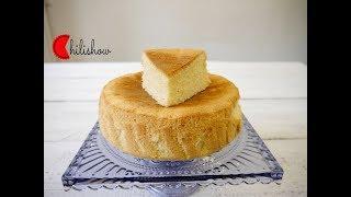 cách nướng bánh bông lan bằng nồi cơm điện - how to bake a sponge cake with rice cooker