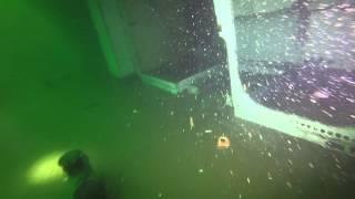 hmcs annapolis wreck dive