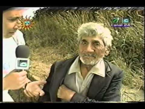 Don Celino El hombre mas longevo de Chile Panoramas 1999