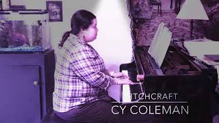 Witchcraft by Cy Coleman piano cover