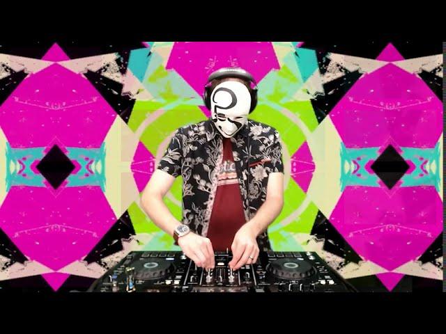 Drawbird + Domegod: Dusty Mutiverse DJ/Visuals Set (live @ Neon Vice Art Car)