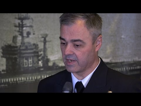 Puget Sound Shipyard Commander on Cutting Repair Backlog