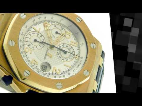 Audemars Piguet Royal Oak Offshore Pride of Russia 18k Rose Gold Watch