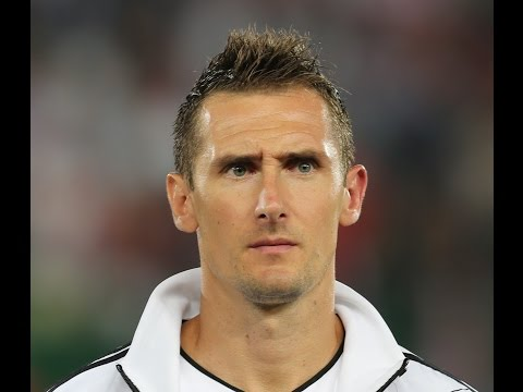 England's worst humiliation and Miroslav Klose in 2010