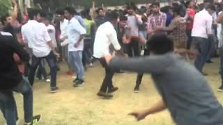 bhagat singh college fest 2016 sukh e musical doctorz sanjeev baisoya dance