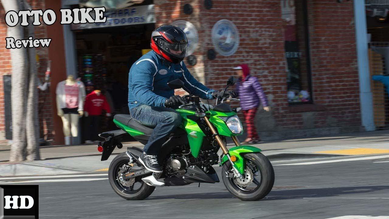 Otto Bike L 2019 Kawasaki Z125 Pro Engine And Price Review Youtube