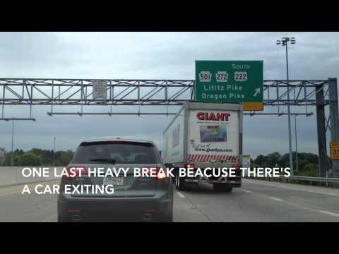 Bad Drivers of Lancaster Pennsylvania 22