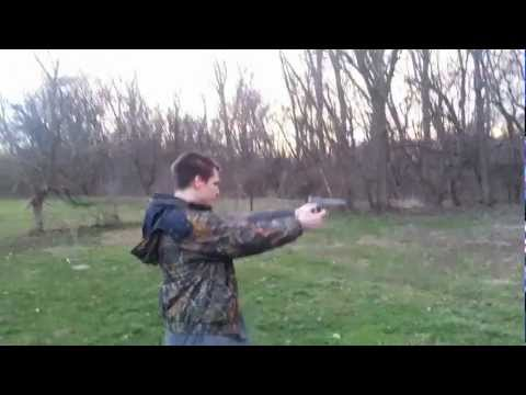 My New EAA TANGFOLIO WITNESS 45 ACP STEEL Hand Gun