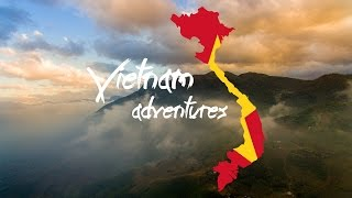 Vietnam Adventures | GoPro Hero 5 + DJI Phantom 4