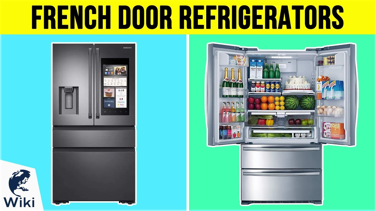 Best Refrigerators French Doors 2019 10 Best French Door Refrigerators 2019   YouTube