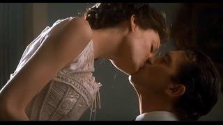 Sexy Angelina Jolie - Romantic Scene - Sexy Romantic Kissing Antonio Banderas Kiss
