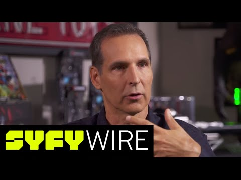 Spawn the Animated Series: Todd McFarlane and Keith David Look Back | SYFY WIRE