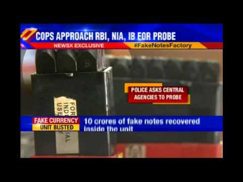 RBI officials, Kolkata police discuss fake notes racket