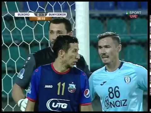 Superliga. Buxoro - Bunyodkor 2:2. O'yin sharhi / CHAMPIONAT.ASIA