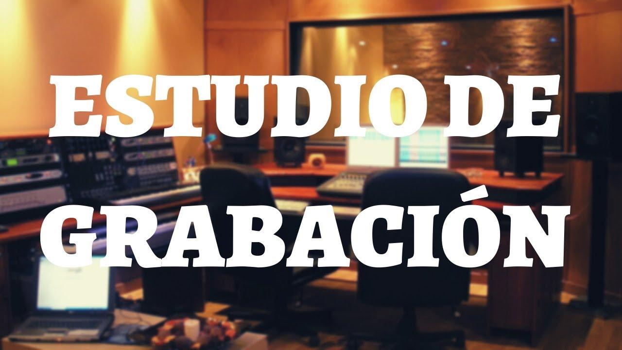 Estudio de grabacion y sonido profesional - Mundo Sinfónico ...