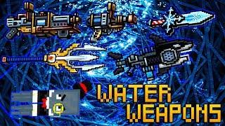 Pixel Gun 3D - Water Weapons Gameplay