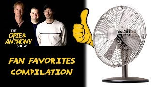 O&A Fan Favorites (Paralyzed Opie, Two headed girl, Reviewing Sully's Book, Caller's Dead Daughter)