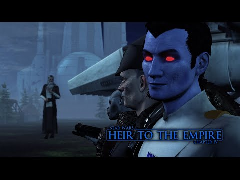 Star Wars: Heir To The Empire - Chapter 4