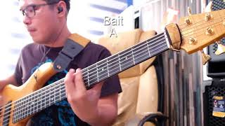 Tak Tertandingi   Ndc Worship (bass Cover Yamaha Trb6pii)