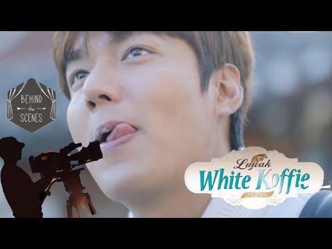 Lee Min Ho Dibalik Layar Proses Pembuatan Video Iklan Promosi Dengan Luwak White Koffie Di Korea
