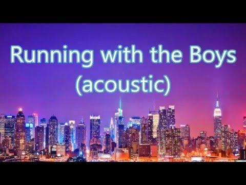 Lights - Running with the Boys (acoustic) - lyrics - MIDNIGHT MACHINES