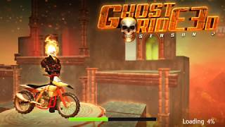 Ghost Ride 3D Season 2 - Integer Games | Android Gameplay |