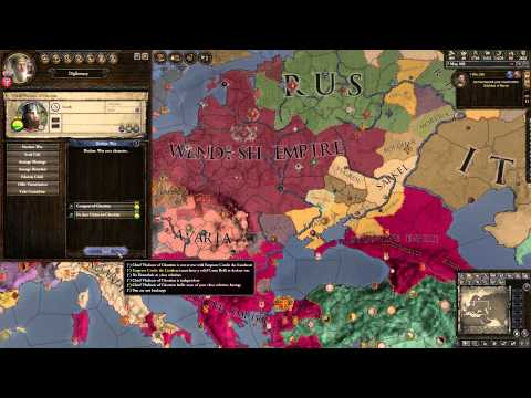 CK2 Charlemagne: Lithuania 16