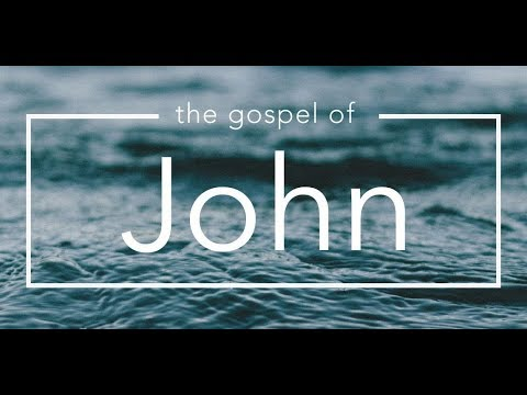 The Gospel Of John: Teaching :: God Is The Source Of Our Satisfaction