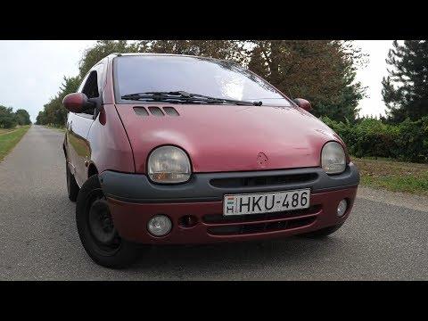 Renault twingo 1 2 16v teszt