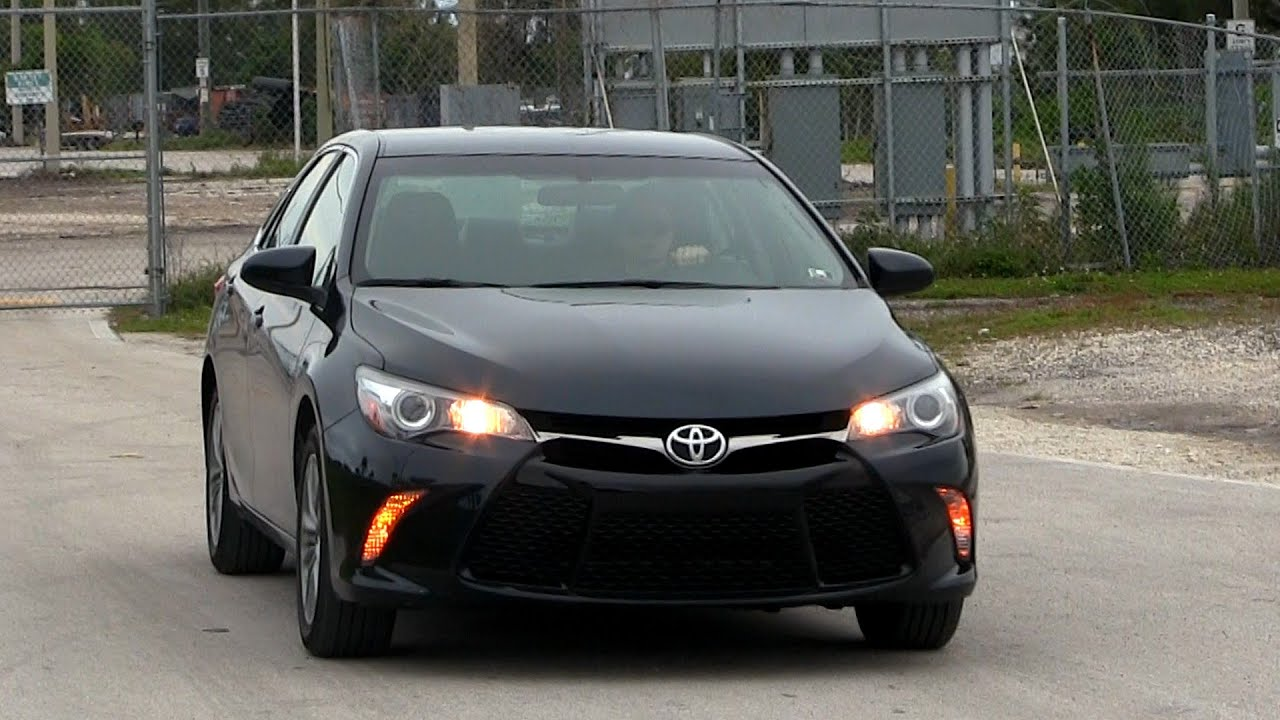 maxresdefault Stunning toyota Camry 2017 Le Vs Se Cars Trend
