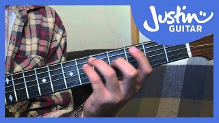 One Minute Changes (Guitar Lesson  IM-112) How to play IF Stage 1