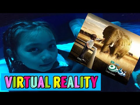 Orbi Dubai Welcome to Earth | Virtual Reality Experience | Mirdif City Centre